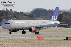 SAS Scandinavian Airlines - OY-KAM - 2018.03.03 - ENZV/SVG (Pål Leiren) Tags: stavanger sola norway svg enzv flyplass airport planes plane planespotting aviation aircraft runway rw airplane canon7d 2017 airliner jet jetliner february february2018 oykam airbus a320200 sasscandinavianairlines a320 flysas sas scandinavian airlines randverviking