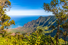 Kalalau Valley - Kauai (marcgalánisern) Tags: kauai unrealhawai hawaii thegardenisland kalalau kalalauvalley nodreamisevertoobig landscape napalicoast staypositive innerpeace mindfullness