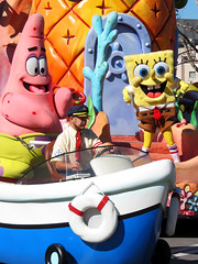 Patrick and Spongebob Squarepants (meeko_) Tags: patrick starfish spongebob squarepants spongebobsquarepants sponge nickelodeon characters universalorlandocharacters nickelodeoncharacters character party zone characterpartyzone entertainment show hollywood universal studios florida universalstudios universalstudiosflorida themepark orlando universalorlando