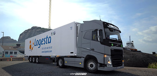Volvo FH500 - Iceland Tour [ETS2]