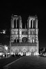 Notre-Dame de Paris (Hoffmann636) Tags: nightscape nightshot fineart fujifilm fujixpro2 gitzo europe france paris monochrome