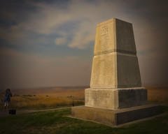 The Monument (Noland Voide) Tags: blue montana custer battle indian wars sioux cheyenne crow massacre