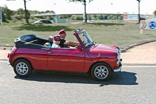 Mini 1000 E Convertible 1986 (3976)