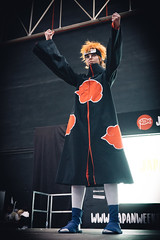 """Japan Weekend Barcelona 2018 Pasarela Cosplay • <a style=""""font-size:0.8em;"""" href=""""http://www.flickr.com/photos/140056126@N03/40728888682/"""" target=""""_blank"""">View on Flickr</a>"""