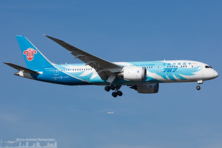 B-2725 China Southern Airlines Boeing 787-8 Dreamliner (LHR - EGLL)