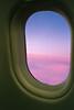 (trom.pom) Tags: 35mm analog contaxt2 illuminator sunrise dawn pink sky window fromtheplane
