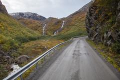 adventurous (crazyhorse_mk) Tags: aursjøvegen sunndalsøra møre og romsdal norway landscape nature road track tollroad valley waterfall rock mountain sky clouds roadtrip