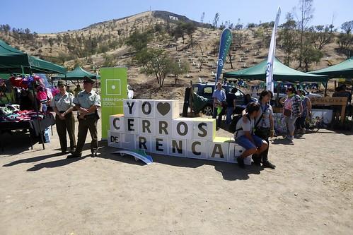 Entrega Plan Maestro Parque Metropolitano Cerros de Renca