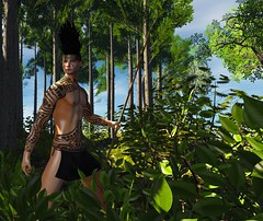 TRIBU DE JAH (Sebastriano) Tags: wrong tattoo makeup men unisex woman boy girl secondlife sl
