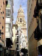Murcia (santiagolopezpastor) Tags: espagne españa spain murcia regióndemurcia torre tower cathedral catedral renacimiento renacentista renaissance baroque barroco