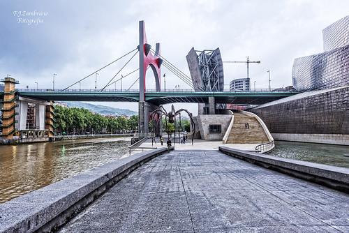 Puente de la Salve (Bilbao)..