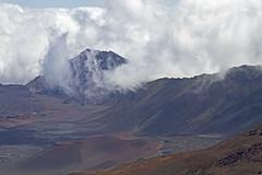 9211_Maui Haleakala Crater Clouds (Chicamguy) Tags: hawaii hawaiian islands maui
