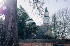 (heremptynest) Tags: history virginia landscape 24mm travel unitedstates northamerica architecture church