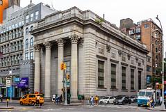 Union Square Savings Bank Building (Eridony (Instagram: eridony_prime)) Tags: newyorkcity newyorkcounty newyork nyc manhattan midtown unionsquare bankbuilding constructed1905 theater theatre