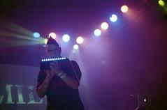 clan of xymox (m_travels) Tags: night concertphotography film 35mm fujifilm superia venus 800 clanofxymox fujifilmsuperiavenus800