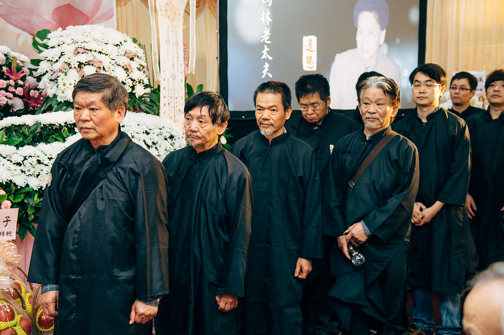 《喪禮攝影》台北市立第一殯儀館/ 懷德廳 / 林媽陳老太夫人