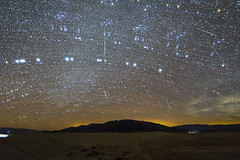 Geminid Meteor Shower 2018 Composite (Jeff Sullivan (www.JeffSullivanPhotography.com)) Tags: death valley national park geminid meteor shower astrophotography astronomy california usa eastern sierra landscape nature travel night photography canon eos 5dmarkiv photo copyright 2018 jeff sullivan december composite