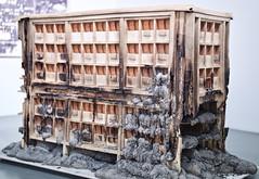 Collapse (Flammable Sculpture # 2) (2005) - Rodrigo Oliveira (1978)