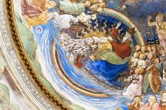 Umbria - Spoleto - Storie della Vergine (Claudio De Rossi) Tags: umbria spoleto duomo filippo lippi cattedrale affreschi storiedellavergine