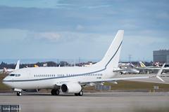 private / Boeing 737-700BBJ / VP-BWR (schmidli123) Tags: gva gvaairport geneva boeing boeinglovers 737 737bbj vpbwr