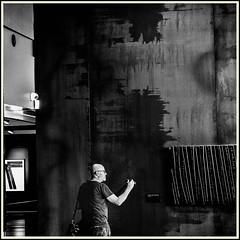 Lines & Beyond #33 (Napafloma-Photographe) Tags: 2018 architecturebatimentsmonuments artetculture aveyron bandw bw fr france kodak kodaktrix400 mã©tiersetpersonnages personnes rodez techniquephoto blackandwhite boutique monochrome napaflomaphotographe noiretblanc noiretblancfrance pellicules photoderue photographe photographie province streetphoto streetphotography muséesoulages pierresoulages musée bestportraitsaoi