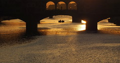 Firenze - Ponte Vecchio - Sunset (Bardazzi Luca) Tags: firenze luca bardazzi tuscany toskana toscana storica storia rinascimento medio medievale italy italie italia florencia florence fiorentino facciata evo europe city citta building architettura age ancient arquitectura architecture desktop wallpapers image olympus em10 micro four thirds 43 foto flickr photo picture internet web tramonto old bridge river arno