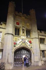 IMGP7283 (Steve Guess) Tags: cambridge university england gb uk gatehouse porters lodge barbican