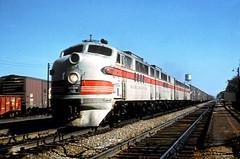 CB&Q FT 115A (Chuck Zeiler 48Q) Tags: cbq ft 115a burlington railroad emd locomotive congresspark train alchione chz