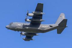 USAF C130 - Top cover for U28 Atlantic Crossing (Dougie Edmond) Tags: military aircraft pik egpk