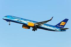 TF-FIR | B752 | ICELANDAIR | EGCC (Ashley Stevens - AirTeamImages) Tags: manchester airport egcc man canon eos aircraft aeroplane aviation civil airplane tffir