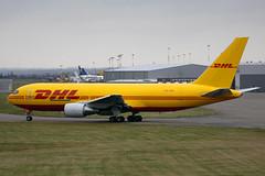 A9C-DHQ DHL Airways 767-281/F. East Midlands 12/01/2019 (Tu154Dave) Tags: a9cdhq boeing 767 767200 767281f dhl ema eastmids midlands airport aircraft cargo freighter