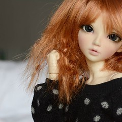 So... meet my new (?) girl... (emmr_ {bjd}) Tags: ifttt instagram