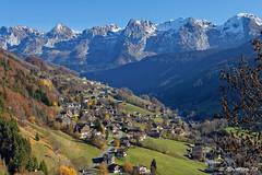 Le Grand Bornand - Haute Savoie (Lumières Alpines) Tags: didier bonfils goodson goodson73 dgoodson rando chamonix grand bornand chinaillon automne