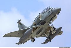 CRUZEX 2018 (Força Aérea Brasileira - Página Oficial) Tags: a4 a4skyhawk af1 bra brasil brazil brazilianairforce braziliannavy cruzex cruzex2018 fab forcaaereabrasileira fotojohnsonbarros mb marinhadobrasil mcdonnelldouglasaf1skyhawk natalrn aeronave aircrat airplane avião turbojato turbojet natal rn