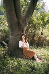NAM03139-Edit (ngocnam23041991) Tags: portrait vietnam vietnamese afternoon beauty forest saigon hochiminh sonyalpha a7iii a7m3 sony85mmf18 fe85mmf18 tree grass