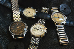 chronograph_DSC_9511 (ducktail964) Tags: chronograph vintage antique taiwan aristo hugex breitling venus landeron valjoux