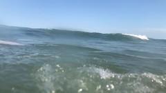 Under A Big Wave