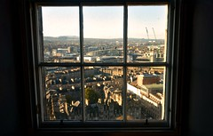 City view (Pictures in my head) Tags: scotland edinburgh city explore discover nature lover window view architecture colours light beauty photography landscape ville route ciel fenêtre