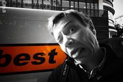Édition spéciale : Megalomaniac (@Bo.B7295150) Tags: signalétique selfportrait portrait best streetview street