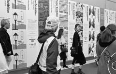 Street (Manuel Goncalves) Tags: japan shinjuku orientalseagull400 blackandwhite nikonn90s nikkor28mm city tokyo 35mmfilm epsonv500scanner