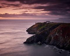 _1177473 (Pekko Ahlsten) Tags: ireland dublin howth sunrise eire seascape landscape gh5 lumix panasonic travel light sky clouds beautiful lighthouse hiking
