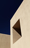 Pyramids (studioferullo) Tags: abstract architecture art beauty bright building colorful colourful colors colours contrast dark design detail downtown edge geometric light lines minimalism perspective pattern pretty scene shadow sky southwest study sunlight sunshine street texture tone world wall pyramid museum albuquerque newmexico window illusion