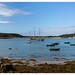 Tresco harbour, The Scilly Isles, UK