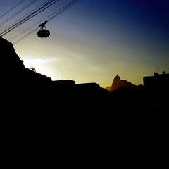 Rio my love (Antonio_Dourado) Tags: beach praia riodejaneiro brasil urca praiavermelha nature natureza rio canon canonpowershotsx50hs sx50 canonpowershot bondinho corcovado montanha mountain