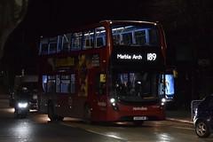 Metroline Alexander Dennis Enviro400H MMC (TEH2087 - LK15 CUH) 189 (London Bus Breh) Tags: metroline metrolinetravel metrolinetravellimited alexander dennis alexanderdennis alexanderdennislimited adl alexanderdennisenviro400hmmc enviro400hmmc e40h mmc hybrid hybridbus hybridtechnology teh lk15cuh 15reg london buses londonbuses bus londonbusesroute189 route189 kilburn kilburnstation shootuphill tfl transportforlondon