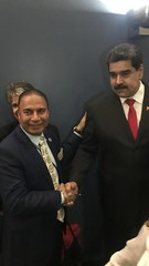 "Venezuela,NICOLÁS MADURO MOROS, President of Venezuela, 2 • <a style=""font-size:0.8em;"" href=""http://www.flickr.com/photos/146657603@N04/45792691604/"" target=""_blank"">View on Flickr</a>"