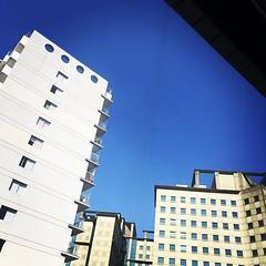 💙 bom dia! Com esse céu azul lindo de São Paulo💙 (casamentosetravessuras) Tags: instagram facebookpost lembrancinhas personalizadas