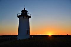 Race Point Lighthouse, November 2018 (wildukuleleman) Tags: race point lighthouse ma massachusetts ptown provincetown november 2018 wildukuleleman