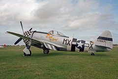 P-47D Thunderbolt (226671) (boeing-boy) Tags: p47d mikeling manston boeingboy