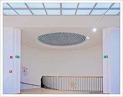 MAKK - kleine Lichtkuppel (dolorix) Tags: dolorix köln cologne museum makk museumfürangewandtekunst architektur architecture rudolfschwarz architekt